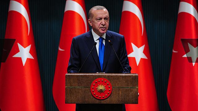 Erdoğan açıkladı! Mart ayında kademeli normalleşme başlıyor