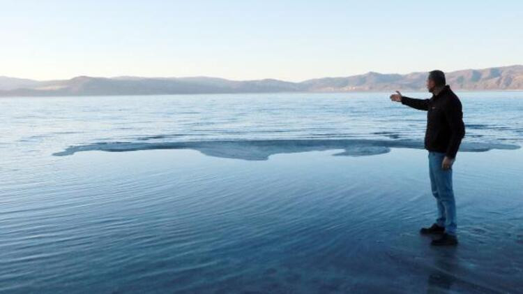 ''Türkiye'nin Maldivleri'' Salda Gölü alarm veriyor!