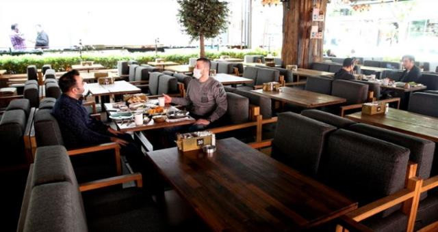 Kafe ve restoranlar için normalleşmenin kuralları belli oldu