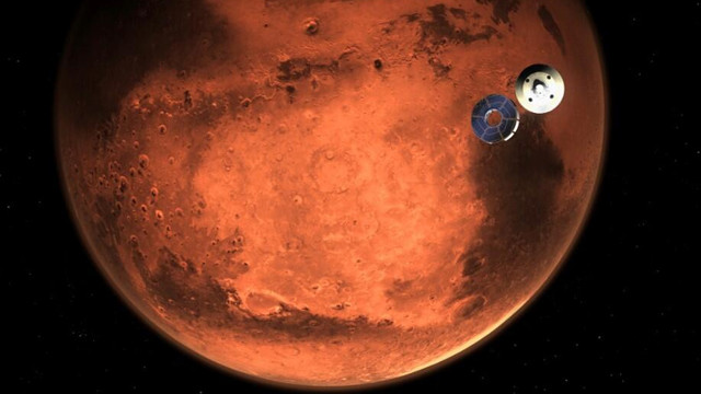 Nasa'nın uzay aracı Perseverance Marsa iniş yapacak