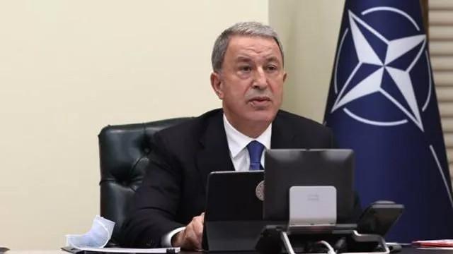 Bakan Akar'dan NATO toplantısı sonrası flaş açıklama
