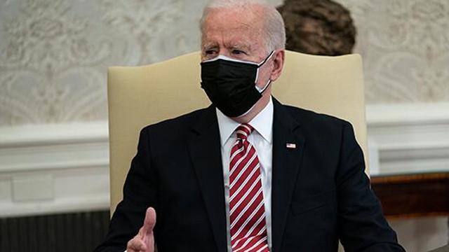 ABD Başkanı Biden 'acil durum'' ilan etti