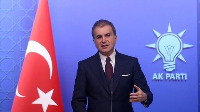 AK Parti'den ABD'nin Gara katliamına ilişkin açıklamasına tepki