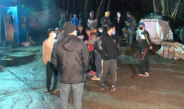 İstanbul'da hırsızlar kağıt toplayıcıları soydu