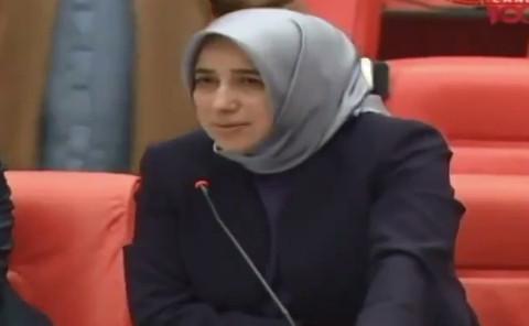 AK Partili Özlem Zengin'in sözleri olay oldu