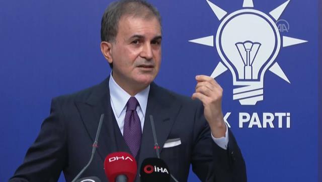 AK Partili Çelik'ten TV'de askeri operasyonları yorumlayan uzmanlara tepki