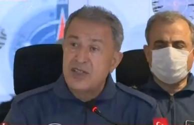 Bakan Akar: ''PKK panik içinde!''