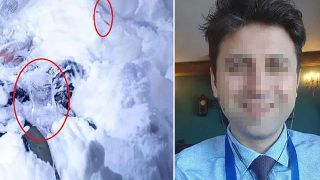Uludağ'da intihar eden doktorun sevgilisi psikiyatri kliniğine yatırıldı
