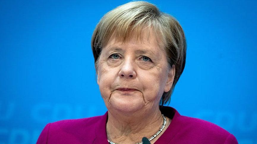 Angela Merkel: Yeni bir sayfa açmaya hazırız