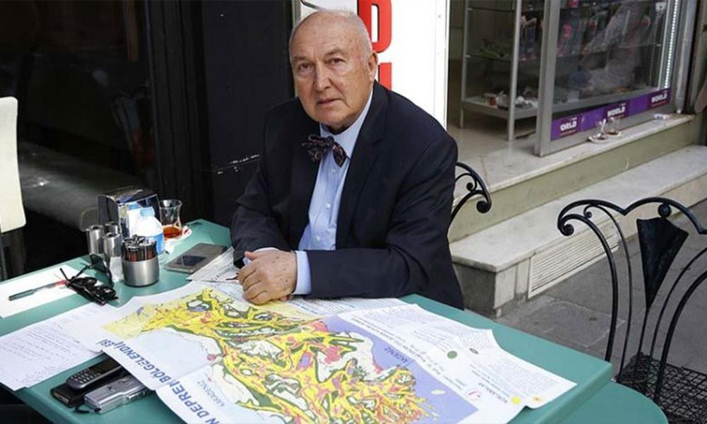 Habertürk'te sansür! Deprem uzmanı Ahmet Ercan'ı yayından aldılar
