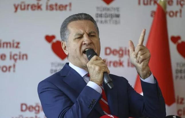 Mustafa Sarıgül kiminle ittifak yapacaklarını açıkladı