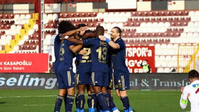 Altay devleşti, Fenerbahçe kazandı: Hatayspor 1-2 Fenerbahçe