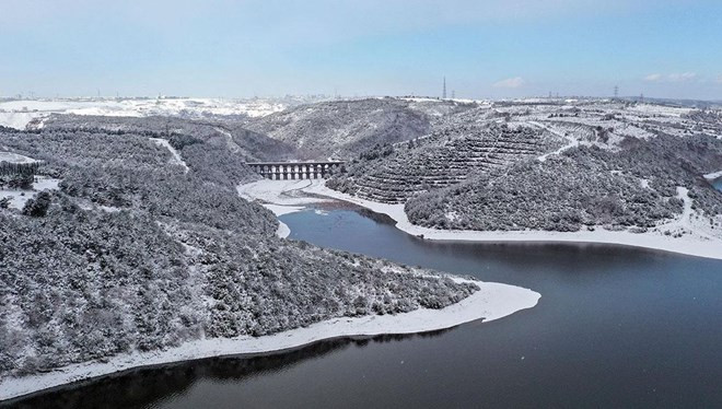 İstanbul'un barajlarından müjdeli haber!