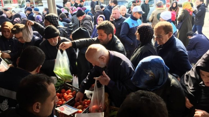 Erdoğan'dan ikinci ''tanzim satış'' adımı