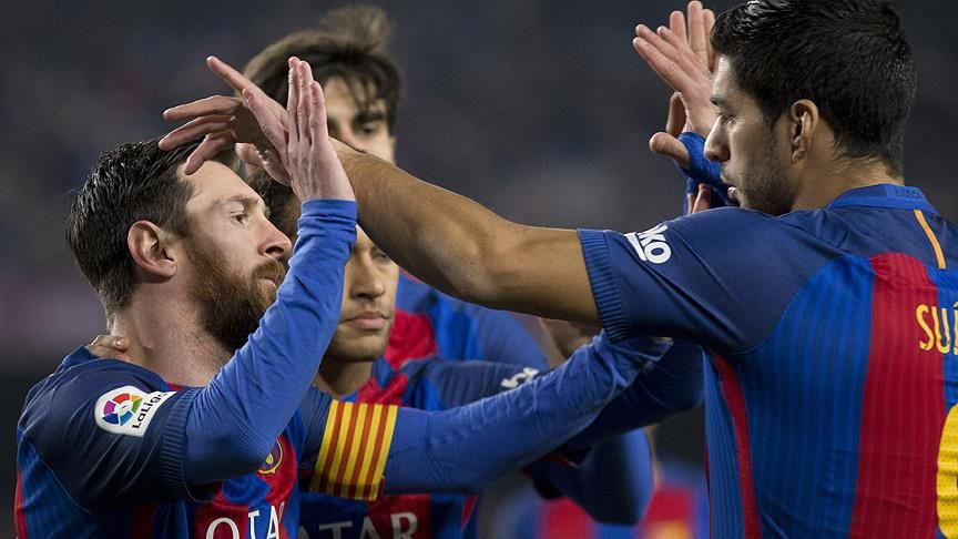 Manchester City'den Messi'ye görülmemiş teklif - Resim: 2