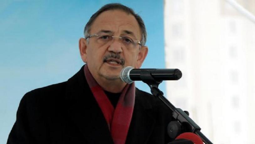 AK Partili Özhaseki: ''O oyların Allah belasını versin!''