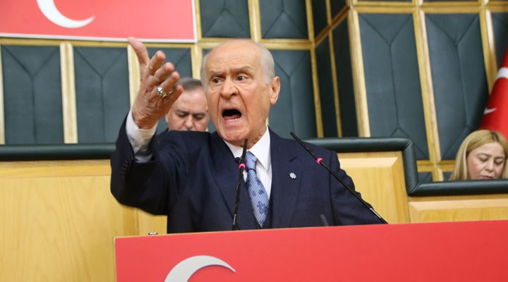 Bahçeli'den Gara tepkisi: Hükümete fatura çıkaran partiler...