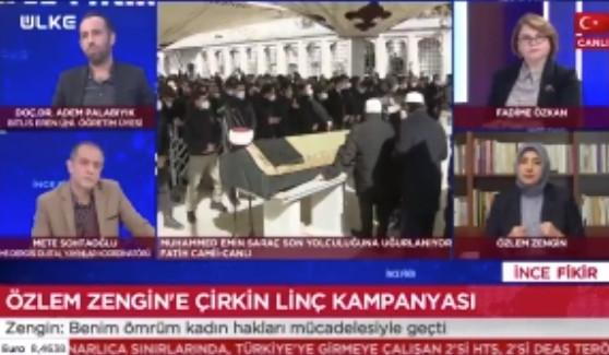 AK Partili Zengin: ''Bu insanlar talimatla bebek sahibi oluyor''