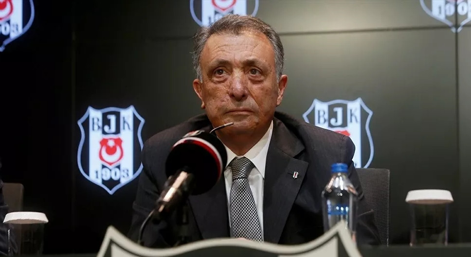 Beşiktaş Başkanı Çebi derbilere yabancı hakem istedi!