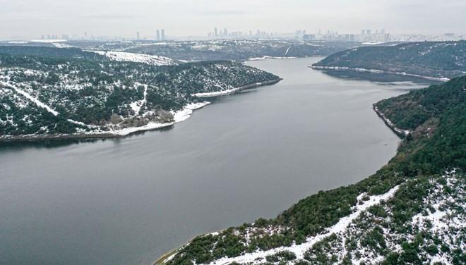 İstanbul barajlarından bir güzel haber daha