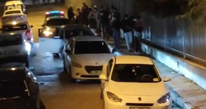 İstanbul'daki trafik magandaları yakalandı
