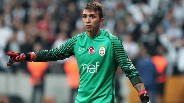 Galatasaray'a Muslera'dan müjdeli haber