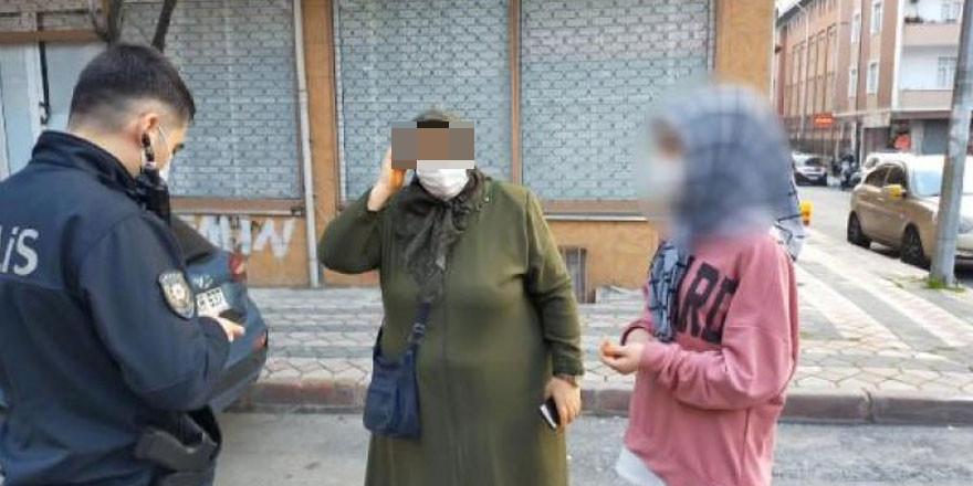 İstanbul'da dehşet! Kız çocuğunun boğazına bıçak dayayıp