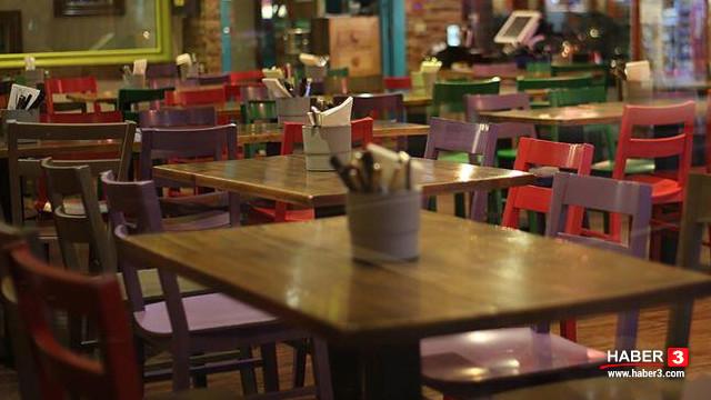 Kafe ve restoranların açılış tarihi belli oldu!