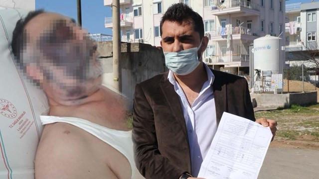 Antalya'da dehşet! Yüzde 90 engelli adamı öldüresiye dövdüler