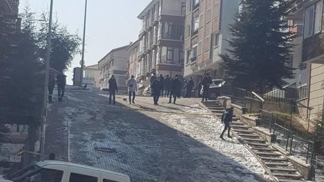 Ankara'da dehşet! Tartıştığı sevgilisini sokak ortasında öldürdü