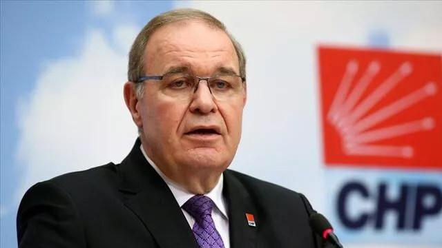 CHP Sözcüsü Faik Öztrak'tan Berat Albayrak açıklaması