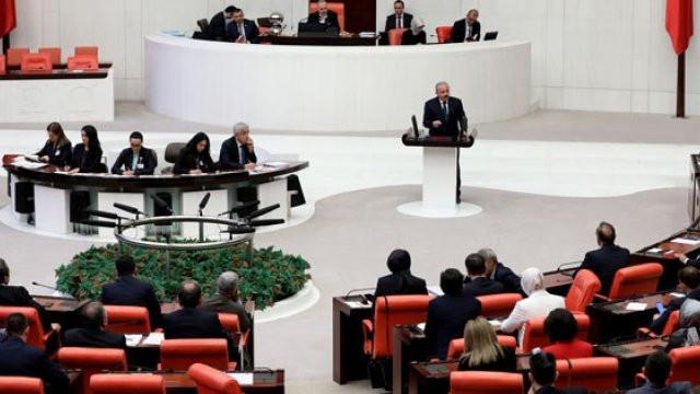 Meclis'te skandal sözler: Anayasanın ilk 4 maddesi değiştirilebilir
