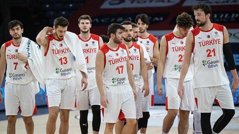 A Milli Erkek Basketbol Takımı Hırvatistan'ı devirdi