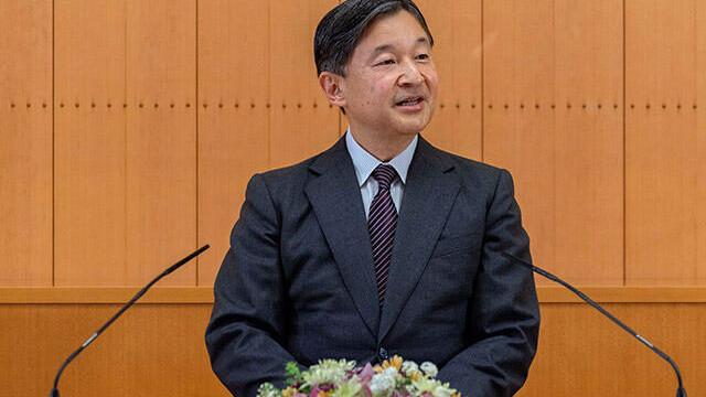 Japonya İmparatoru Naruhito, salgın sonrası gelecek için ümitli