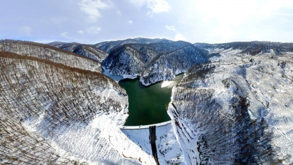 Türkiye'nin gizli cenneti böyle görüntülendi!