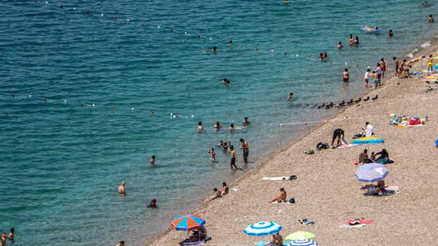 Turizmde Avrupa, Girit'e odaklandı