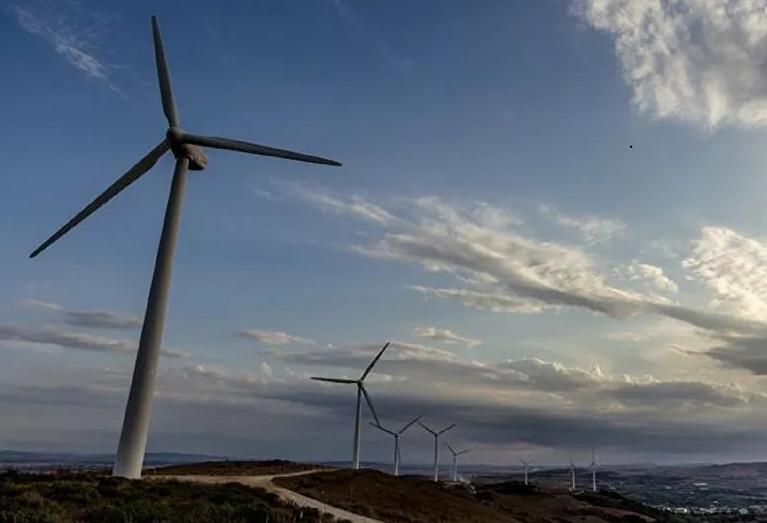Rüzgardan elektrik üretiminde bir ilk
