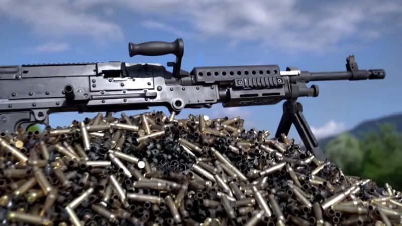 Testleri tamamlandı! Yerli ve milli makineli tüfek seri üretime hazır - Resim: 1