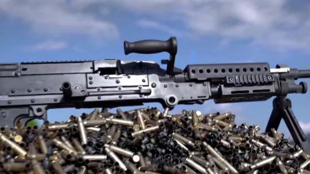 Testleri tamamlandı! Yerli ve milli makineli tüfek seri üretime hazır