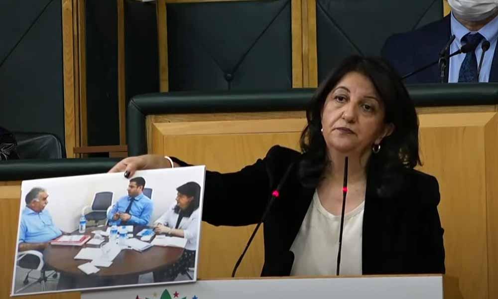 HDP'li Buldan Bakan Soylu'ya fotoğrafla sordu: Bu fotoğrafı kim çekti ?