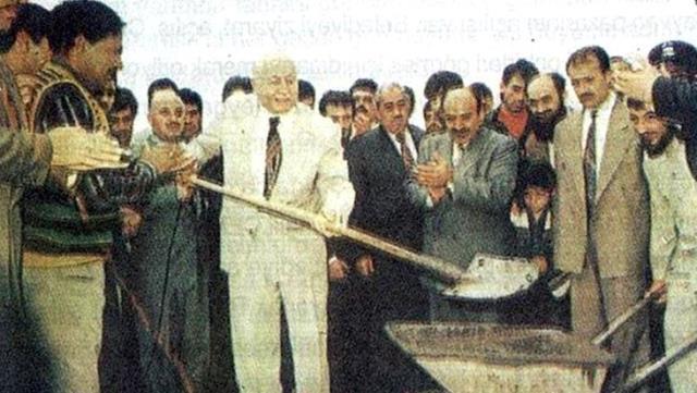 Temelini Erbakan'ın attığı fabrika kapandı