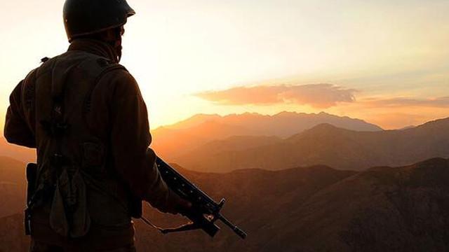 Bakanlık açıkladı: 1 PKK'lı terörist teslim oldu