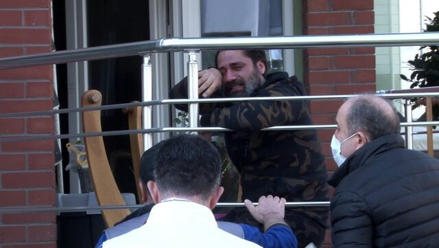 Çılgın Sedat'ın evinde yangın! Engelli oğluna sarılıp ağladı - Resim: 3