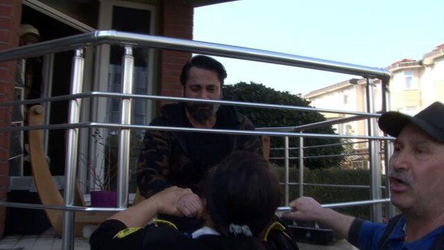 Çılgın Sedat'ın evinde yangın! Engelli oğluna sarılıp ağladı - Resim: 4