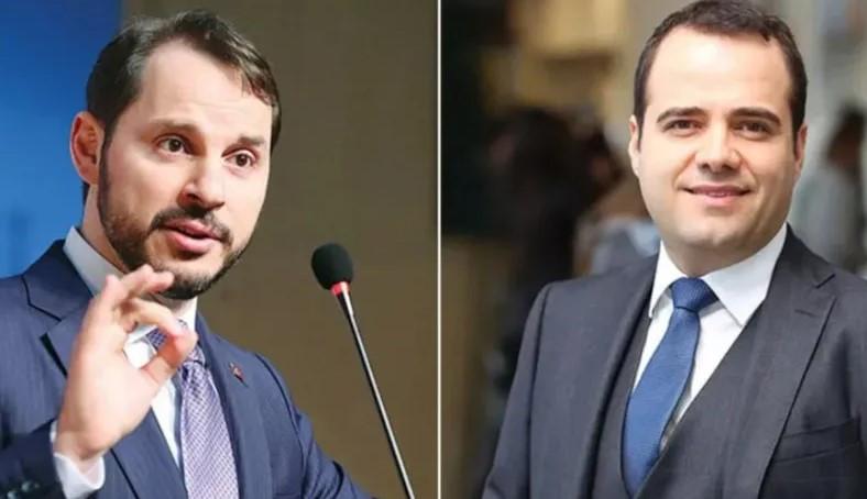 Özgür Demirtaş'tan ''Berat Albayrak'a CV gönderdi'' iddiasına yanıt