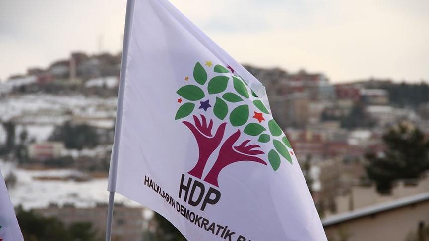 HDP'li 5 vekil hakkında soruşturma başlatıldı