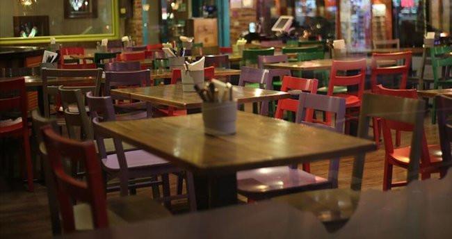 Aylardır kapalı olan kafe ve restoranlar için ilk adım atıldı