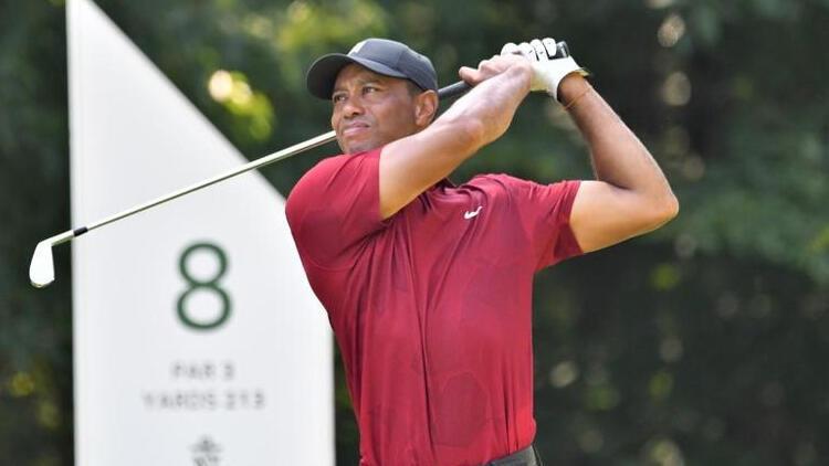 Golf sporunun efsane ismi trafik kazası geçirdi