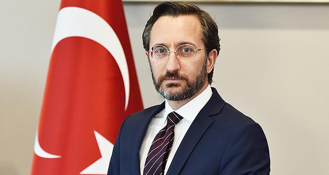 AYM Fahrettin Altun'un yetkisini iptal etti