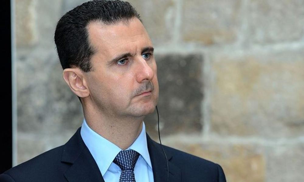 Alman mahkemesinden tarihi ''Esad'' kararı!